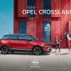 2022 Model Opel Crossland Fiyatları ve Özellikleri