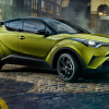 2022 Model Toyota C-HR Fiyatları ve Özellikleri